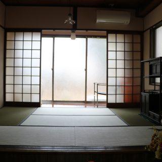 久留米畳の新調